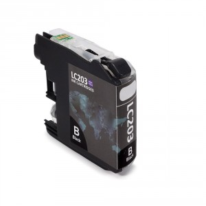 Brother LC203XL Ink Cartridge Black New Compatible