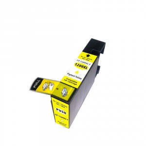 Canon CP-1200XL Pigment Ink Cartridge Yellow New Compatible