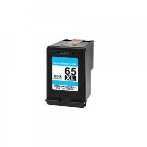 HP 65XL (N9K03AN) Remanufactured Tri-Color Ink Cartridge (High Yield)