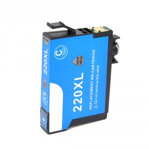 EPSON T220XL2 Ink Cartridge Cyan New Compatible