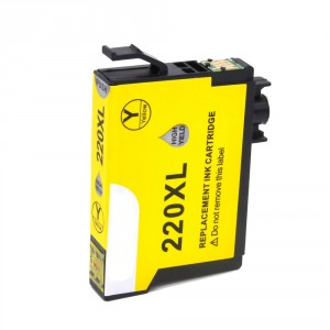 EPSON T220XL4 Ink Cartridge Yellow New Compatible