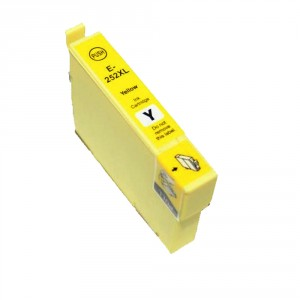EPSON T252XL (2534) Ink Cartridge Yellow New Compatible