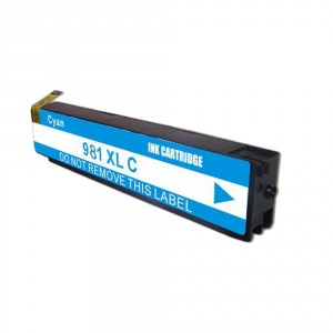 HP 980XL Ink Cartridge Cyan New Compatible