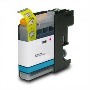 Magenta Brother LC105XL Ink Cartridge New Compatible