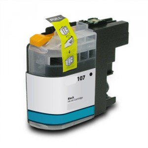 Black Brother LC107XL Ink Cartridge New Compatible