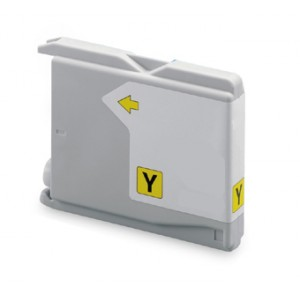 Brother LC51Y Ink Cartridge Yellow New compatible