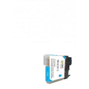 Brother LC61C Ink Cartridge Cyan New compatible
