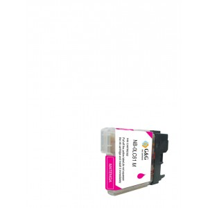 Brother LC61M Ink Cartridge Magenta New compatible