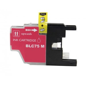 Brother LC75XLM Ink Cartridge Magenta New compatible