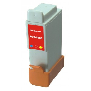 Canon BCI24 Ink Cartridge Color New Compatible