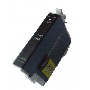 Epson T0981 (T098120) Ink Cartridge Black (Canada Only) New Compatible