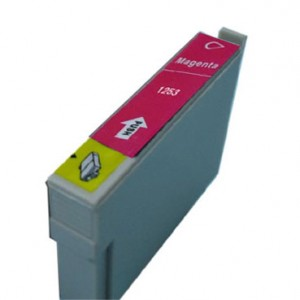 Epson T125320 (T1253) Ink Cartridge Magenta (Canada Only) New Compatible