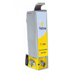 Epson T126420 (T1264) Ink Cartridge Yellow (Canada Only) New Compatible