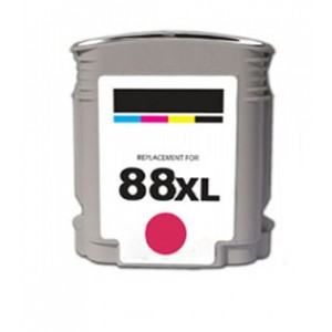 HP 88XL (C9392AN ) New Compatible Ink Cartridge Magenta