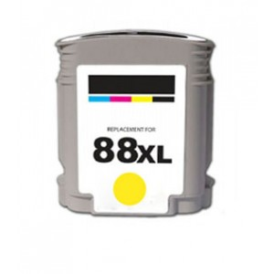 HP 88XL (C9393AN ) New Compatible Ink Cartridge Yellow