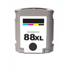 HP 88XL (C9396AN) New Compatible Ink Cartridge Black