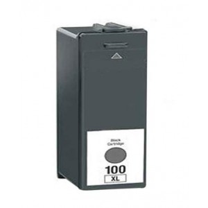 Lexmark 100XL Ink Cartridge Black (14N1068) New compatible