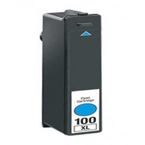 Lexmark 100XL Ink Cartridge Cyan (14N1069) New compatible