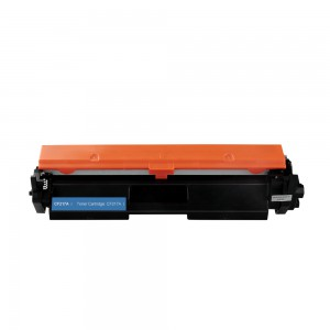 HP 17A CF217A Black Toner Cartridge Remanufactured