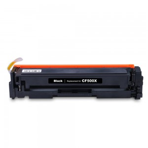 HP 202X CF500X Black Toner Cartridge New Compatible
