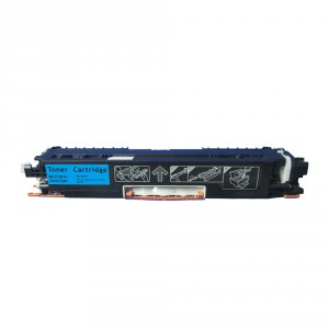 HP 130A (CF351A) Compatible Cyan Toner Cartridge