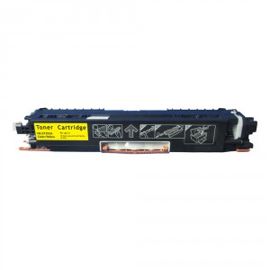HP 130A (CF352A) Compatible Yellow Toner Cartridge