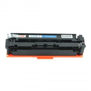HP 201X CF401A/X New Compatible Cyan Laser Toner Cartridge (High Yield)