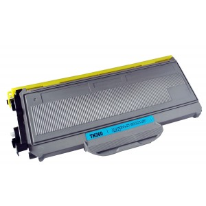 Brother TN360 Toner Cartridge Black New Compatible