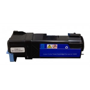 Dell 310-9060 (KU053) New Compatible Toner Cartridge Cyan (Dell 1320)