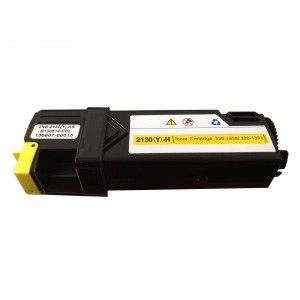Dell 330-1438(T108C) New Compatible Toner Cartridge Yellow (Dell 2130)