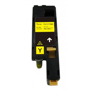 Dell 1660 V53F6 Yellow Toner Cartridge (XY7N4)New Compatible