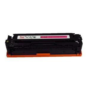 HP CF213A(M)/CB543A/CE323A/ Canon CRG 131/331/731/116 (1978B001AA) (6270B001AA)Toner Cartridge Magenta New Compatible