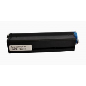 OKI 43979201 Toner Cartridge Black New Compatible
