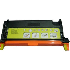 Xerox 106R01394 Toner Cartridge Yellow (Xerox P6280) New Compatible