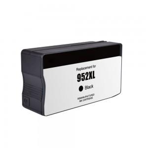 HP 952XL (F6U19AN) Ink Cartridge Black Remanufactured