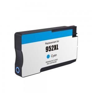 HP 952XL (L0S61AN) Ink Cartridge Cyan Remanufactured