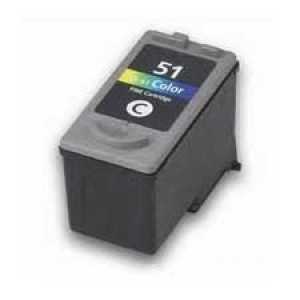 Canon CL51 Ink Cartridge Color Remanufactured (Canon 0618B002)