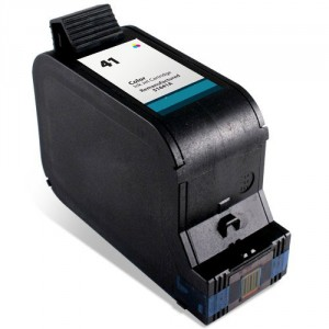 Hp 41 (51641A) Ink Cartridge Tricolor  Remanufactured