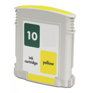 Hp 10 (C4842A) Ink Cartridge Yellow Remanufactured