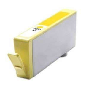 HP 920XL (CD974AN) Ink Cartridge Yellow Remanufactured