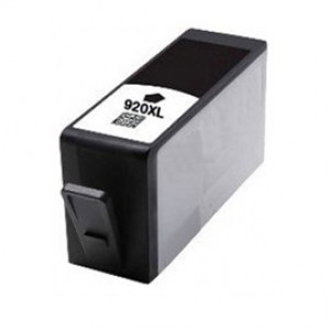 HP 920XL (CD975AN) Ink Cartridge Black Remanufactured
