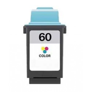 Lexmark 60 Ink Cartridge Colour Remanufactured (17G0060)