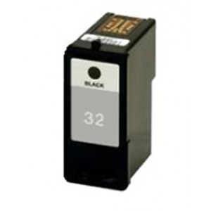 Lexmark 32 Ink Cartridge Black Remanufactured (18C0032A)