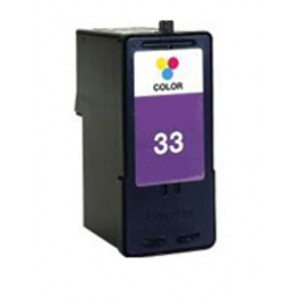 Lexmark 33 Ink Cartridge Colour Remanufactured (18C0033A)