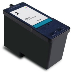 Lexmark 2 (18C0190) Ink Cartridge Tricolor  Remanufactured