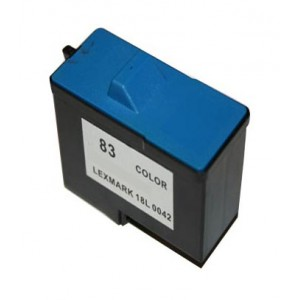 Lexmark 83 Ink Cartridge Color Remanufactured (18L0042)