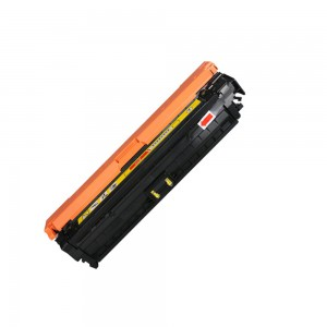 HP 650A (CE272A) Yellow New Compatile LaserJet Toner Cartridge