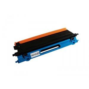 Brother TN115 Toner Cartridge Cyan Remanufactured