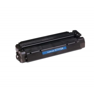 HP C7115A (HP 15A) / HP Q2613A (13A) / Canon EP-25 Toner Cartridge Black Remanufactured