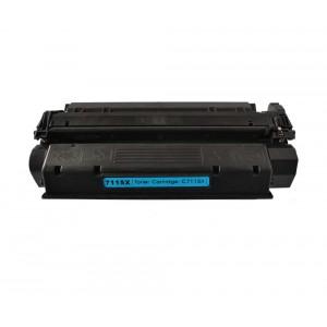 HP C7115X/Q2613X/Q2624X Toner Cartridge Black High Yield Remanufactured (15X)